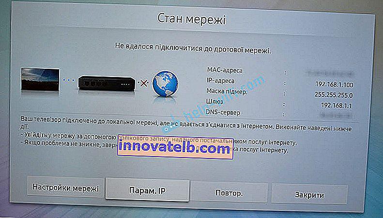 pentru ca internetul să funcționeze trebuie să vă înregistrați manual ip